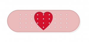 heart-band-aid